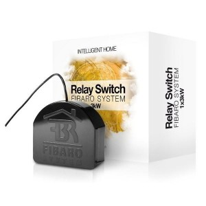 Picture of Fibaro Single Relay Switch (2.5kW)