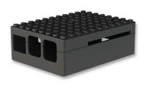 Picture of Pi-Blox Enclosure, Black