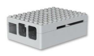 Picture of Pi-Blox Enclosure, White