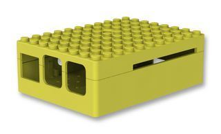 Picture of Pi-Blox Enclosure, Yellow