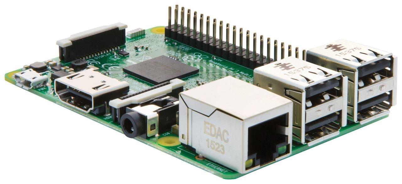 Picture of Raspberry-Pi 3 Model B