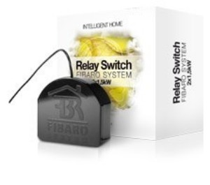 Picture of Fibaro Double Relay Switch (2 x 1.5kw)
