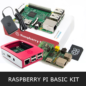 Raspberry Pi Basic Starter Pack