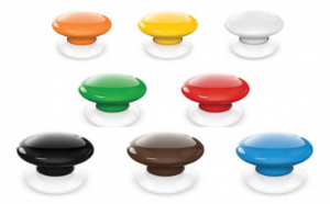 Picture of Fibaro  The Button (Yellow)