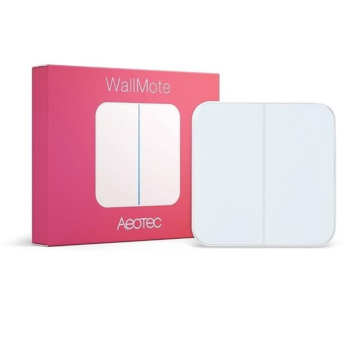 Picture of Aeotec  WallMote  (2 Buttons)
