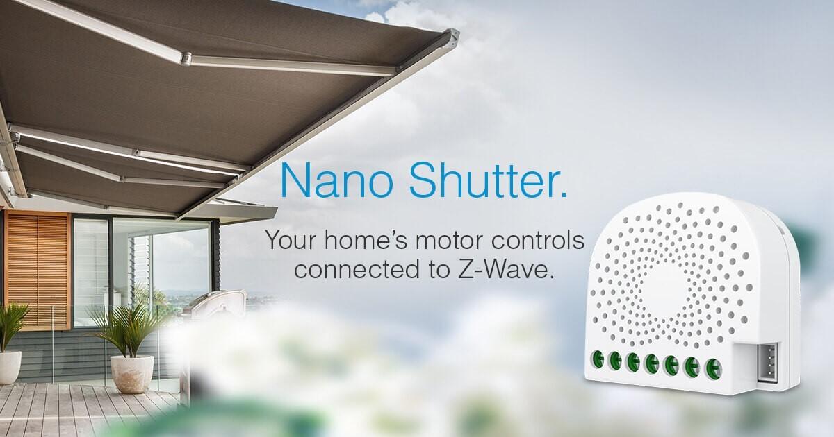 Picture of Aeotec Nano Shutter