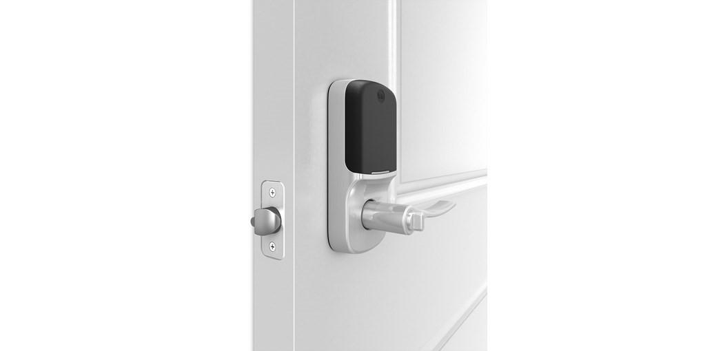 Picture of Assure Yale Touchscreen Digital Deadbolt (Leaver lock)