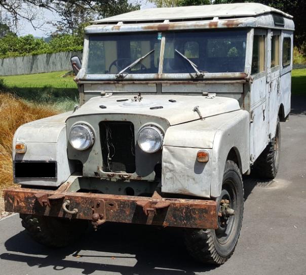 1956 Series 1 Safari